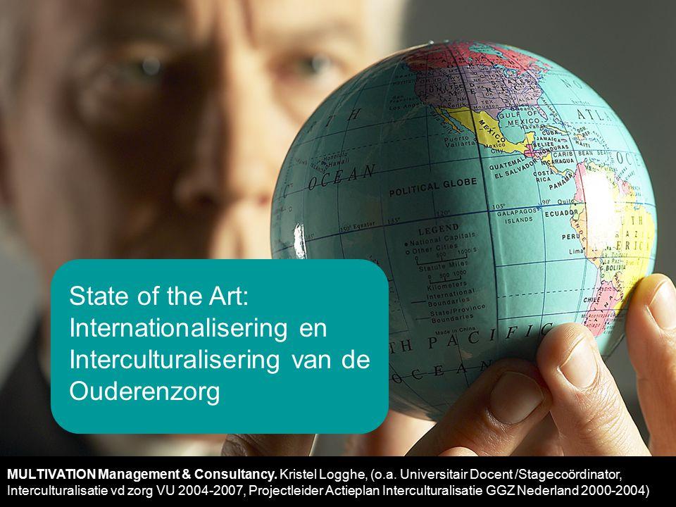 State of the Art: Internationalisering en Interculturalisering van de Ouderenzorg