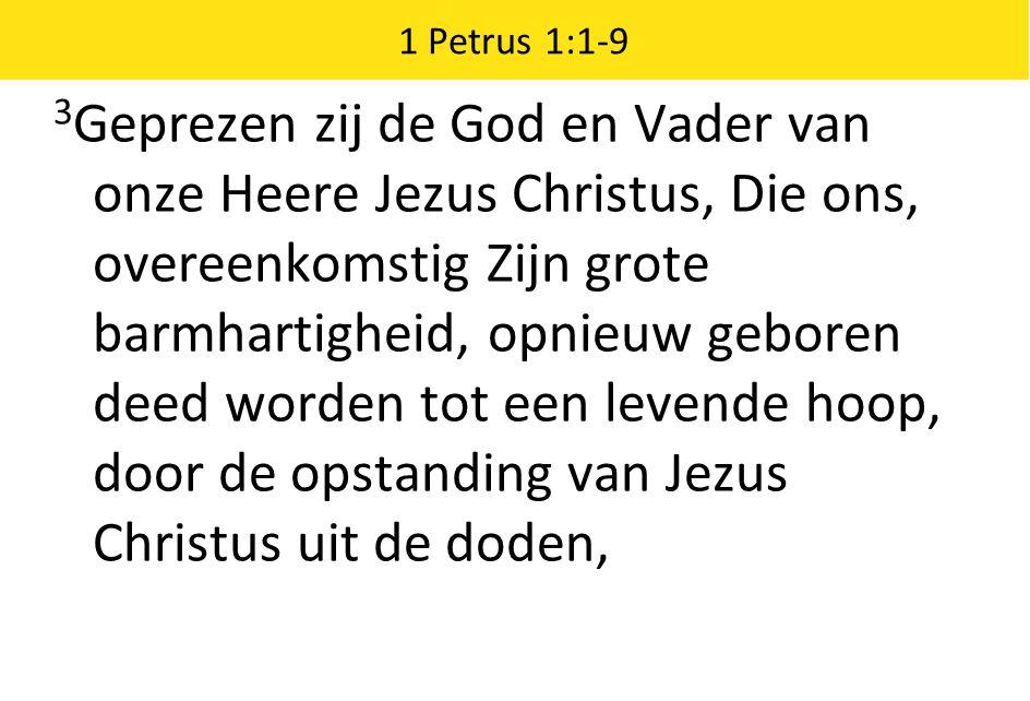 1 Petrus 1:1-9
