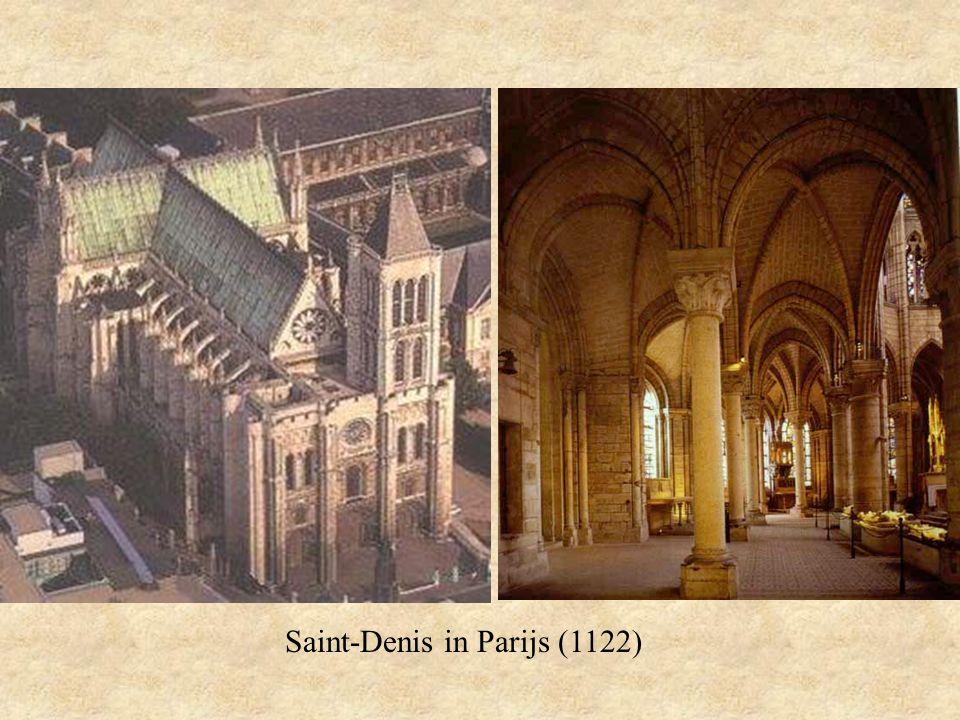 Saint-Denis in Parijs (1122)