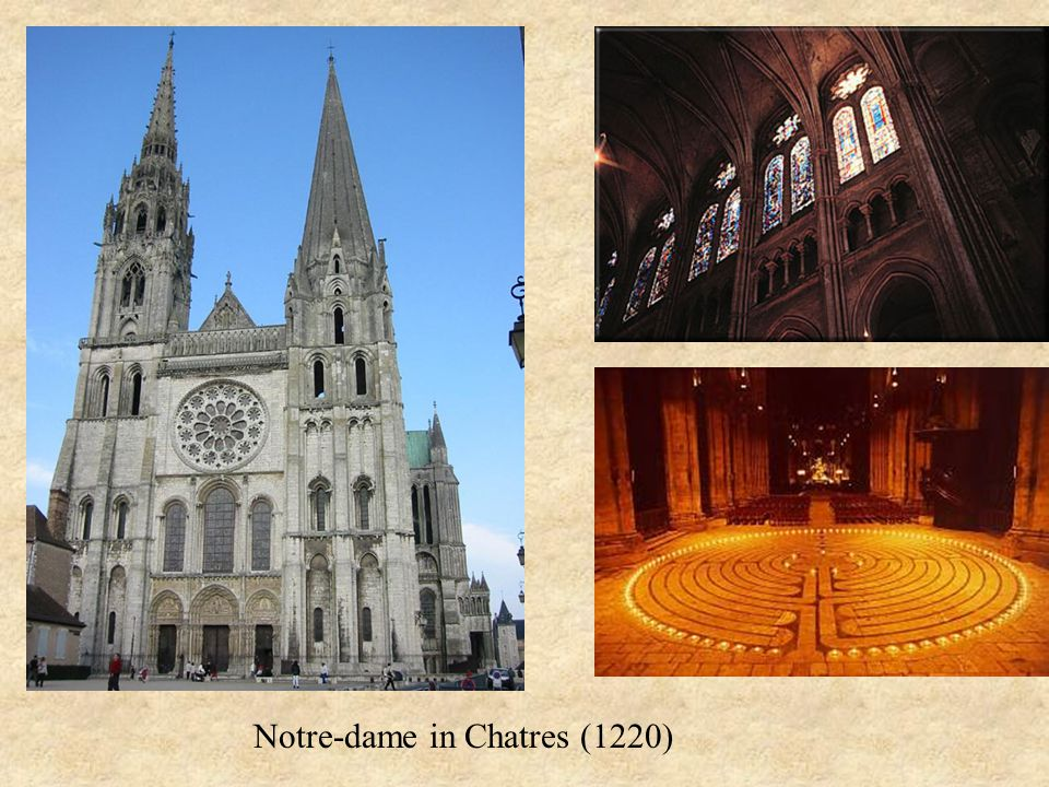 Notre-dame in Chatres (1220)