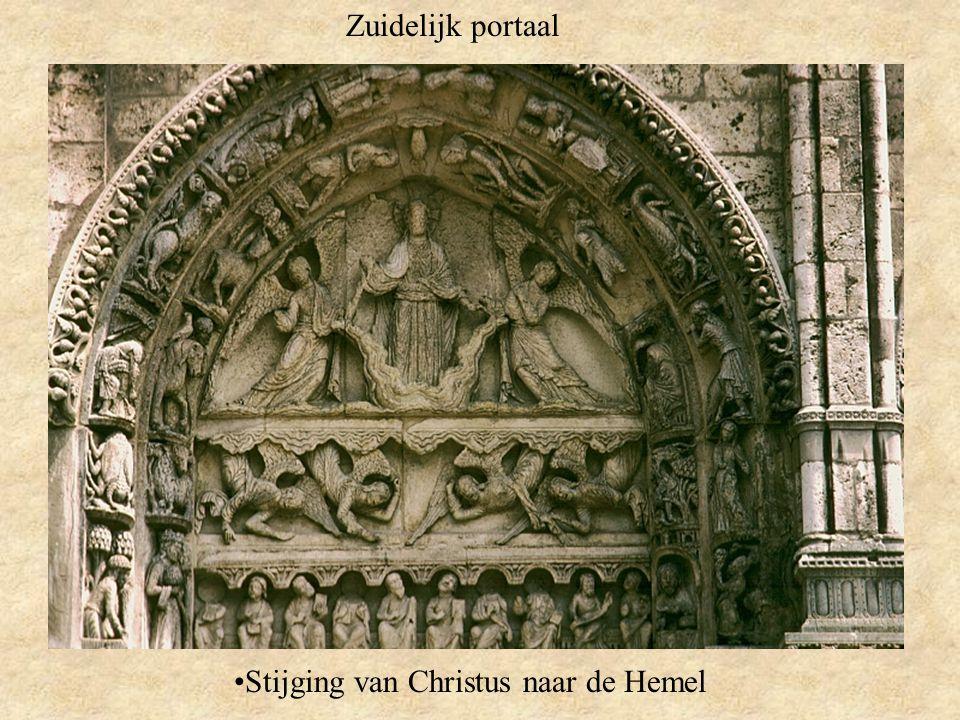 Zuidelijk portaal Stijging van Christus naar de Hemel
