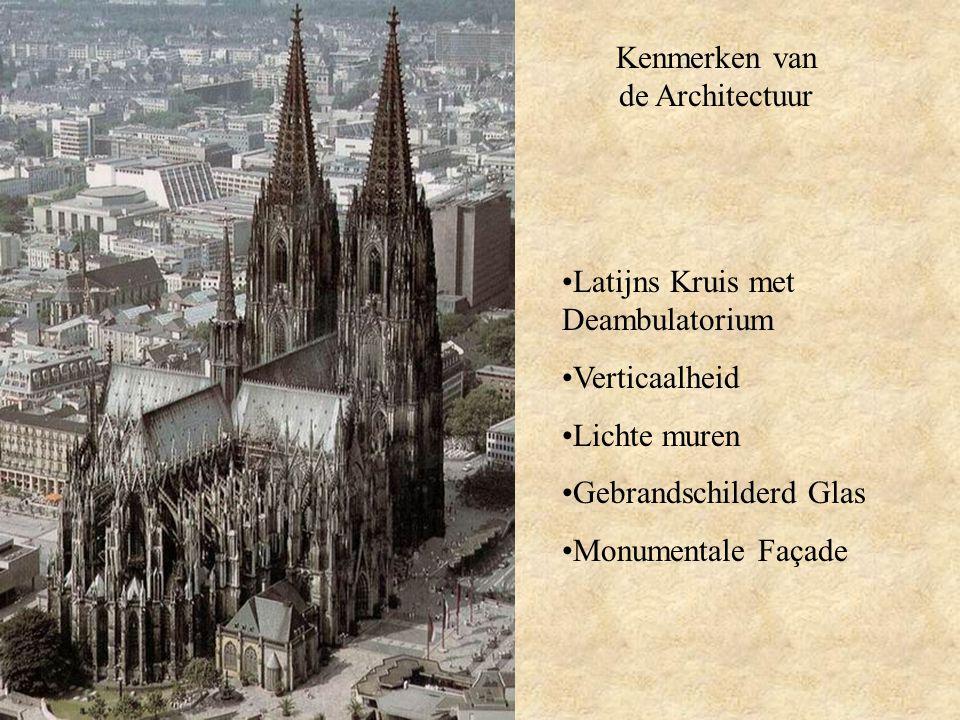 Kenmerken van de Architectuur