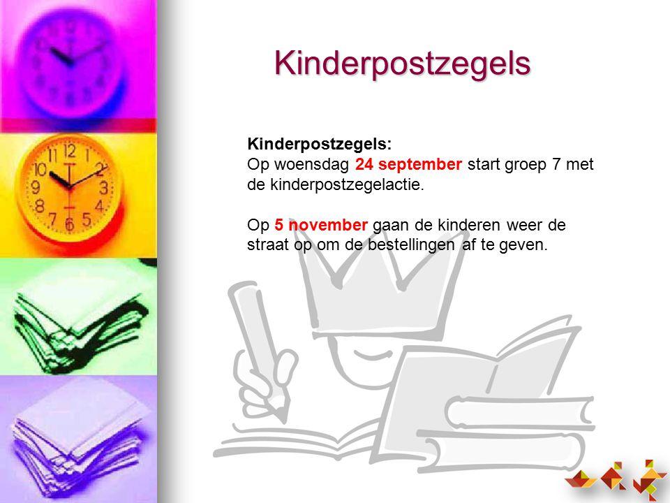 Kinderpostzegels Kinderpostzegels: