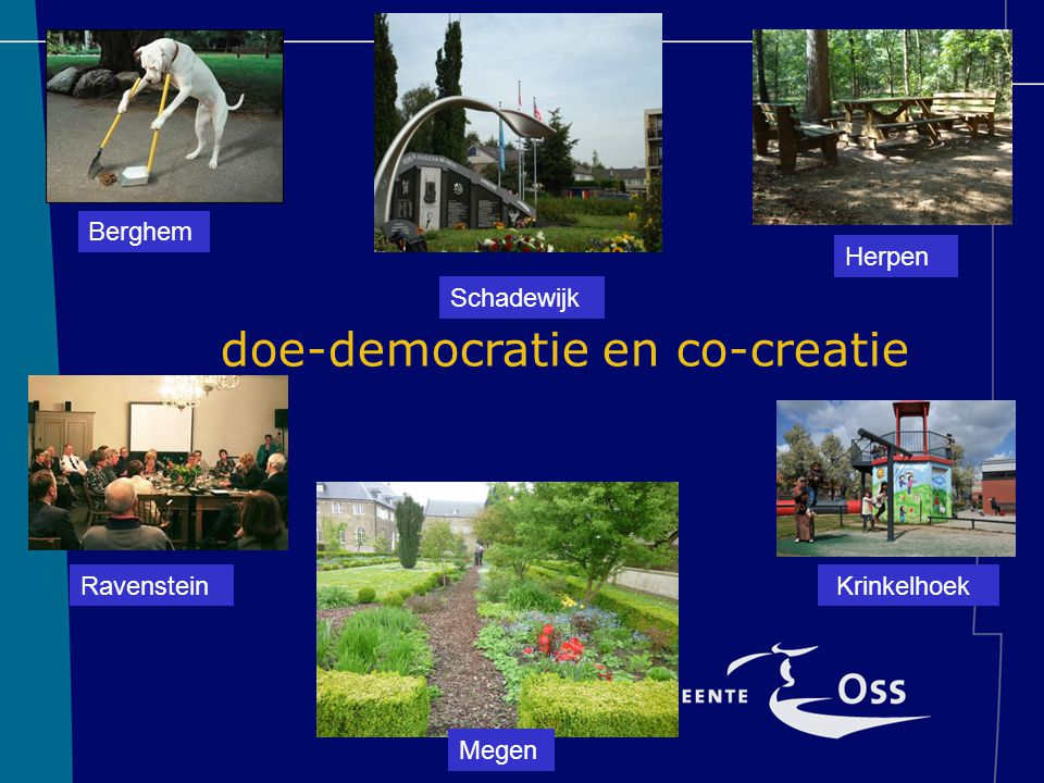 doe-democratie en co-creatie