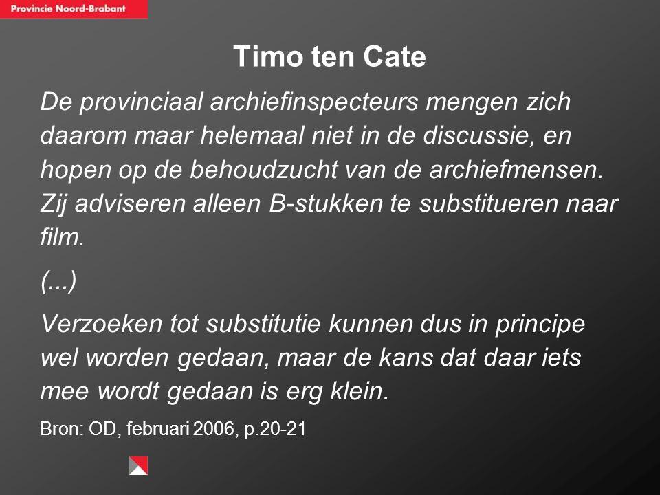 Timo ten Cate