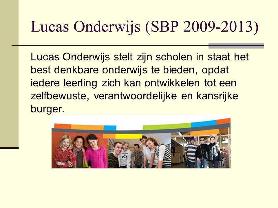 Lucas Onderwijs (SBP 2009-2013)
