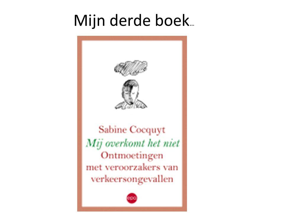 Mijn derde boek…
