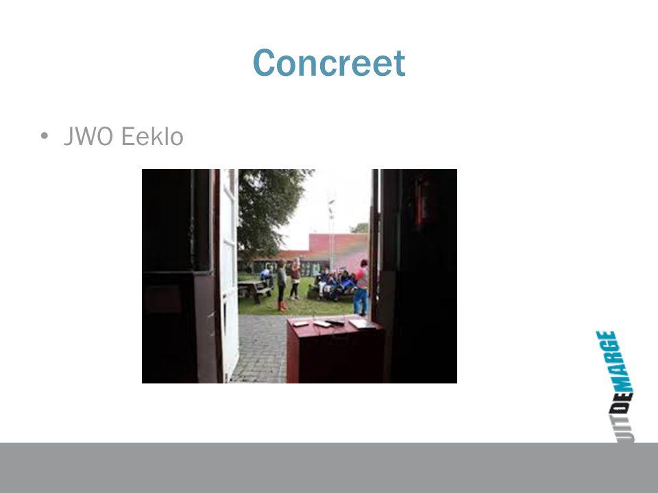 Concreet JWO Eeklo