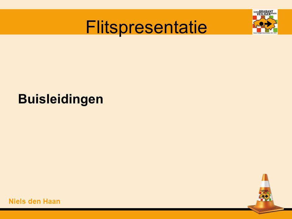 Flitspresentatie Buisleidingen Niels den Haan