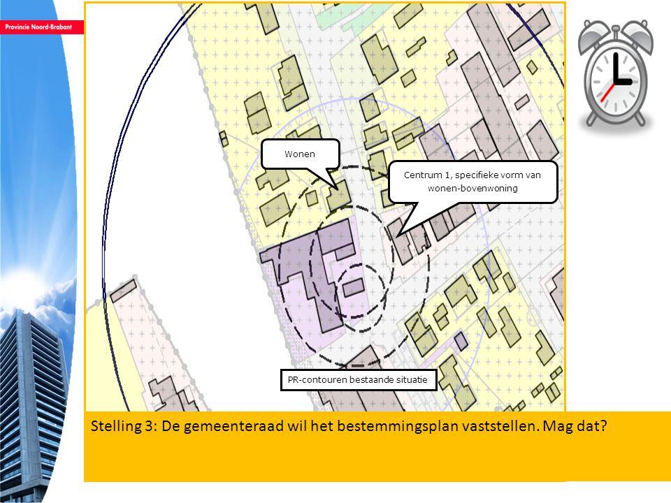 Centrum 1, specifieke vorm van wonen-bovenwoning