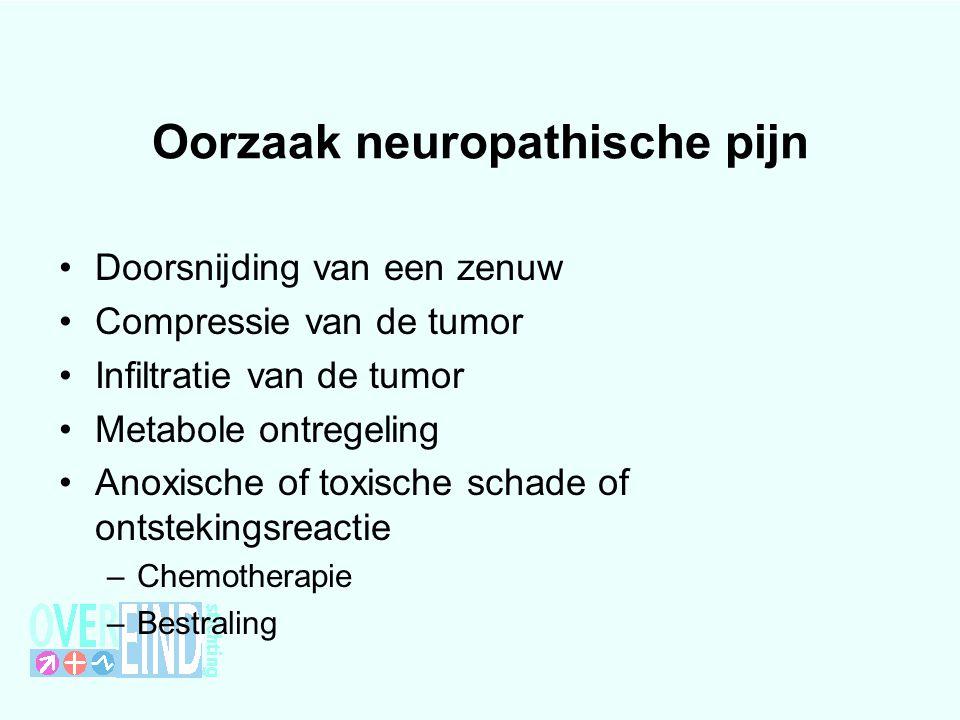 Oorzaak neuropathische pijn
