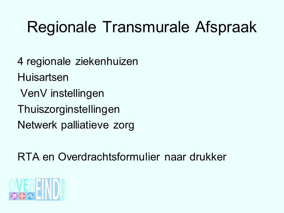 Regionale Transmurale Afspraak