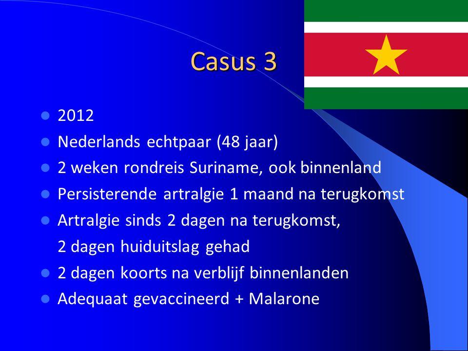 Casus 3 2012 Nederlands echtpaar (48 jaar)