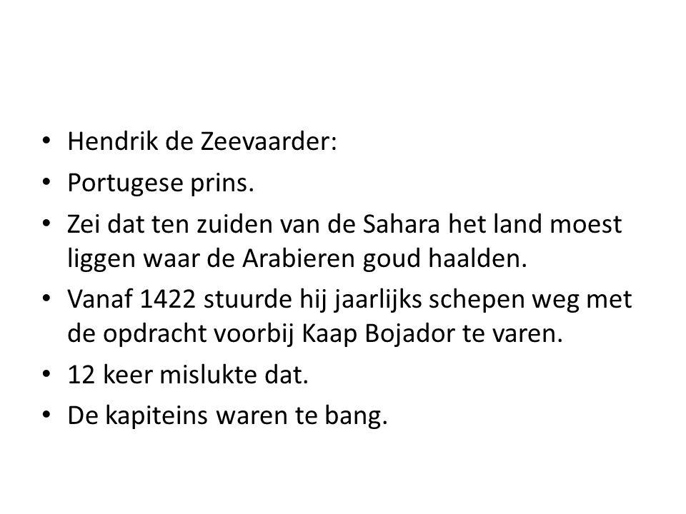 Hendrik de Zeevaarder: