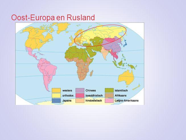 Oost-Europa en Rusland