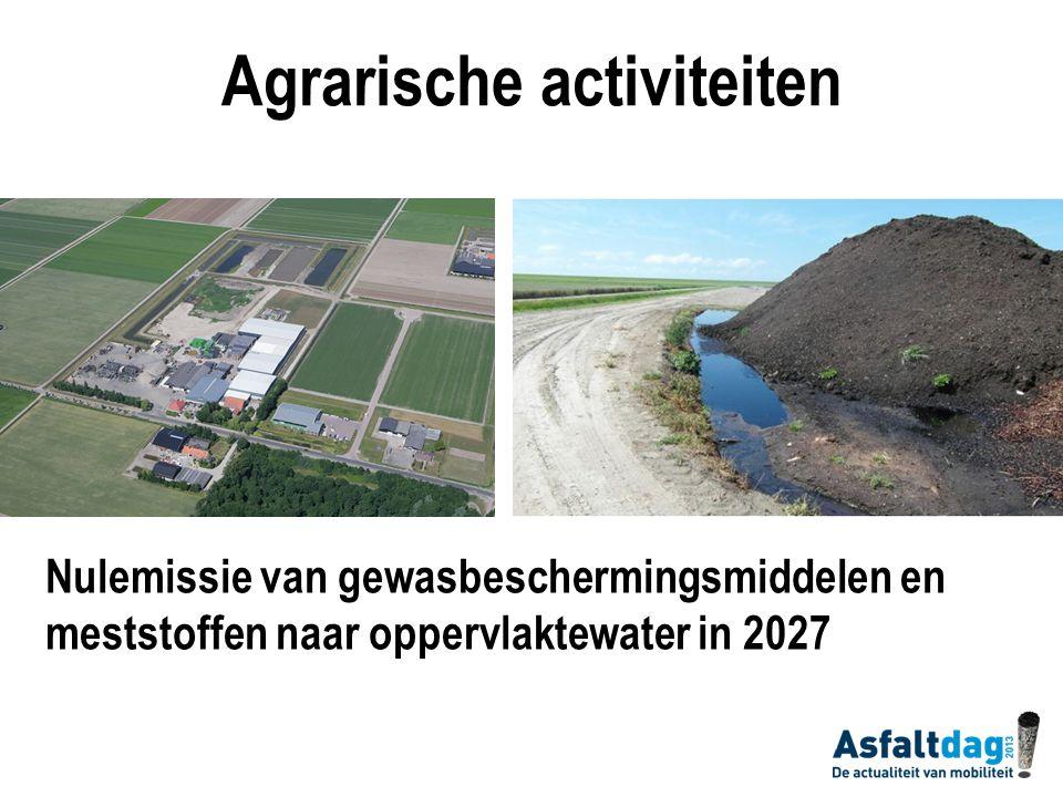 Agrarische activiteiten