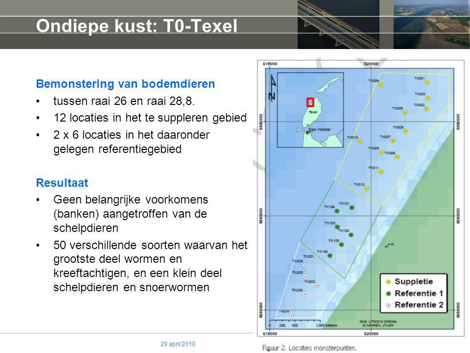 Ondiepe kust: T0-Texel Bemonstering van bodemdieren