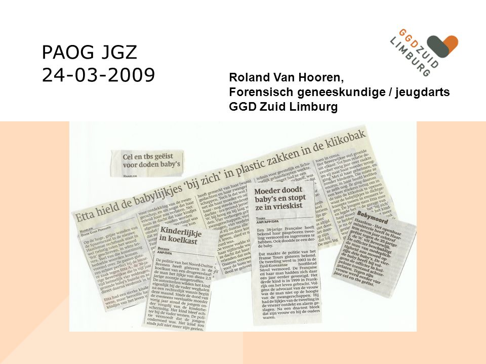 PAOG JGZ 24-03-2009 Roland Van Hooren,