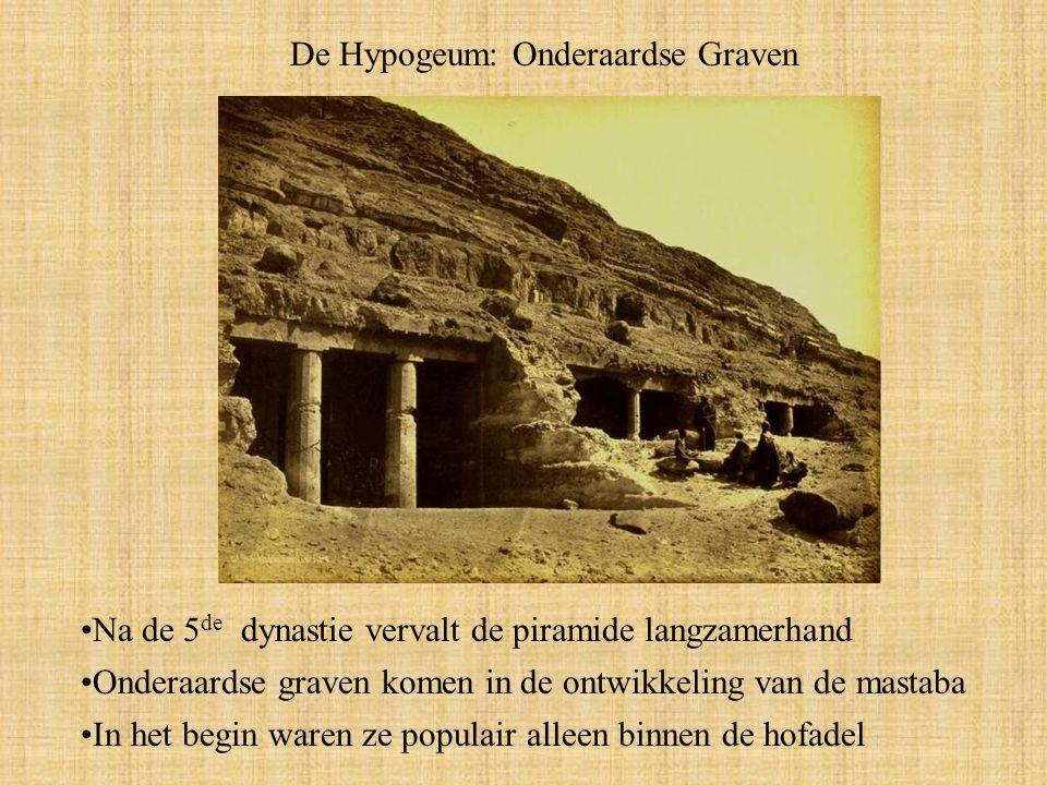 De Hypogeum: Onderaardse Graven