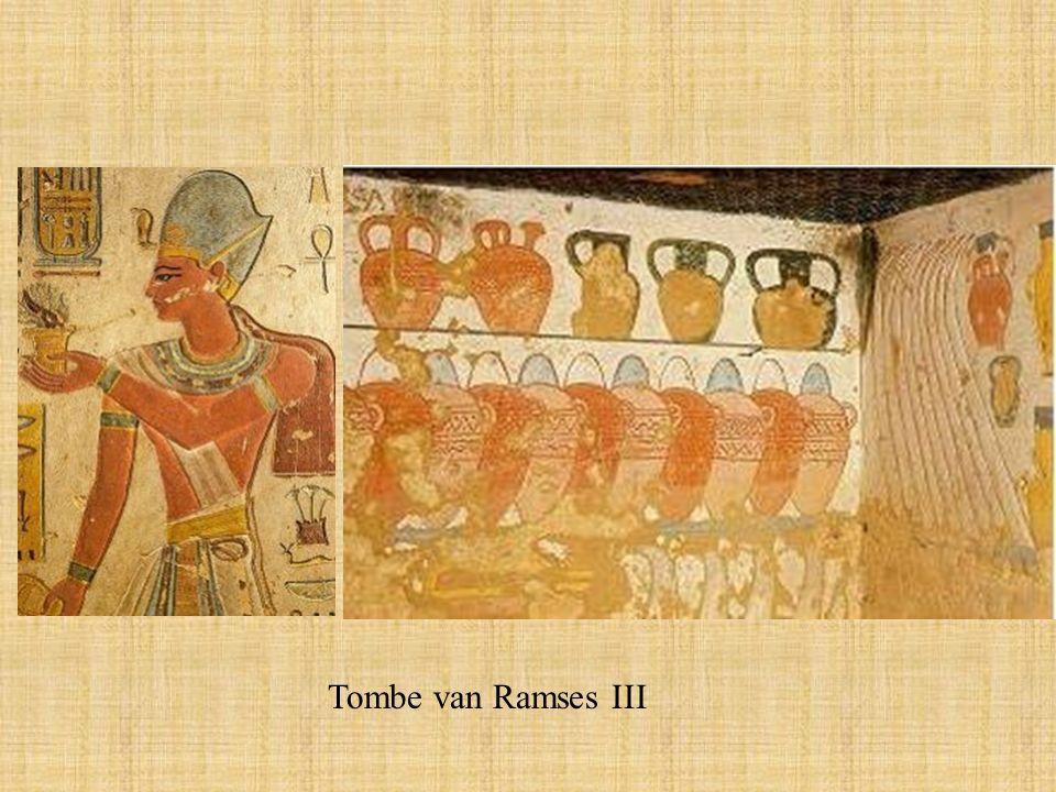 Tombe van Ramses III