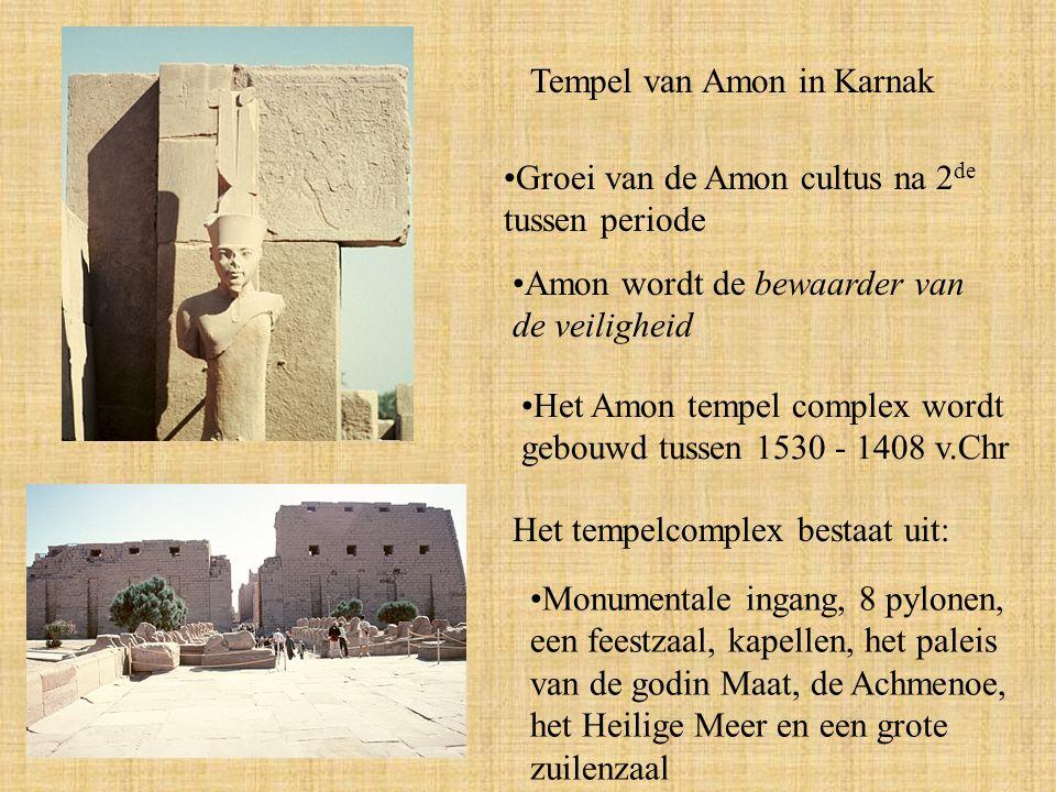 Tempel van Amon in Karnak