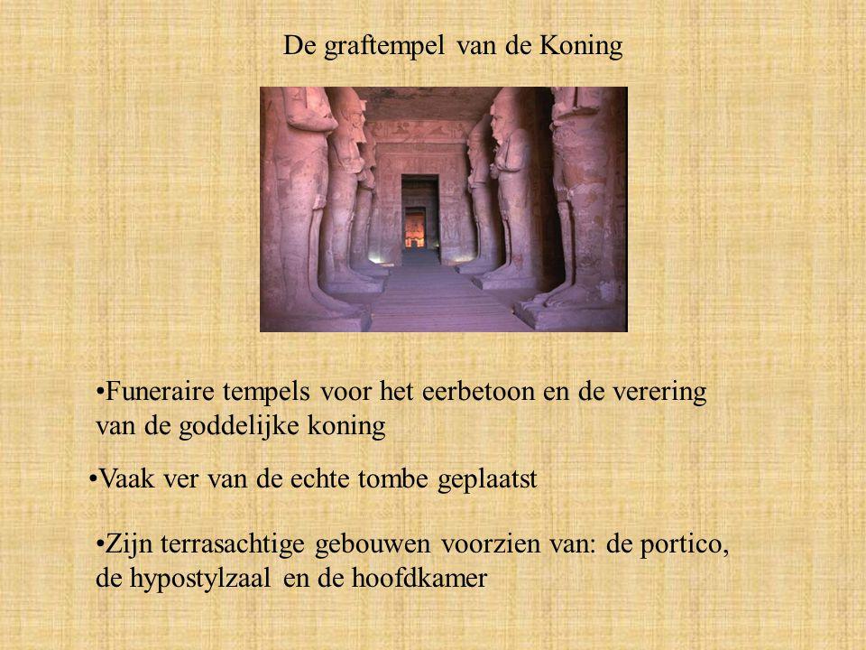 De graftempel van de Koning