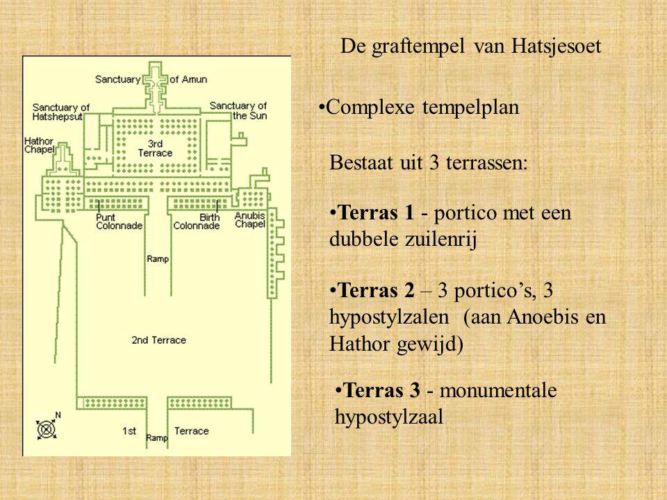 De graftempel van Hatsjesoet