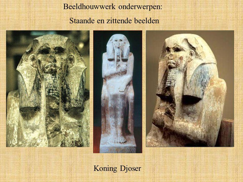 Beeldhouwwerk onderwerpen: