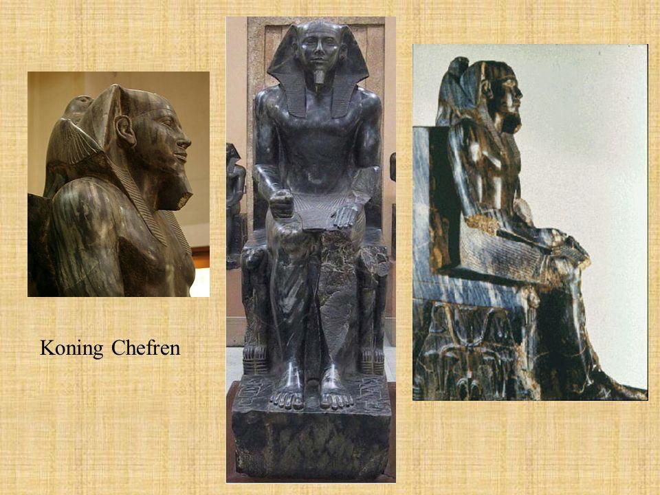 Koning Chefren