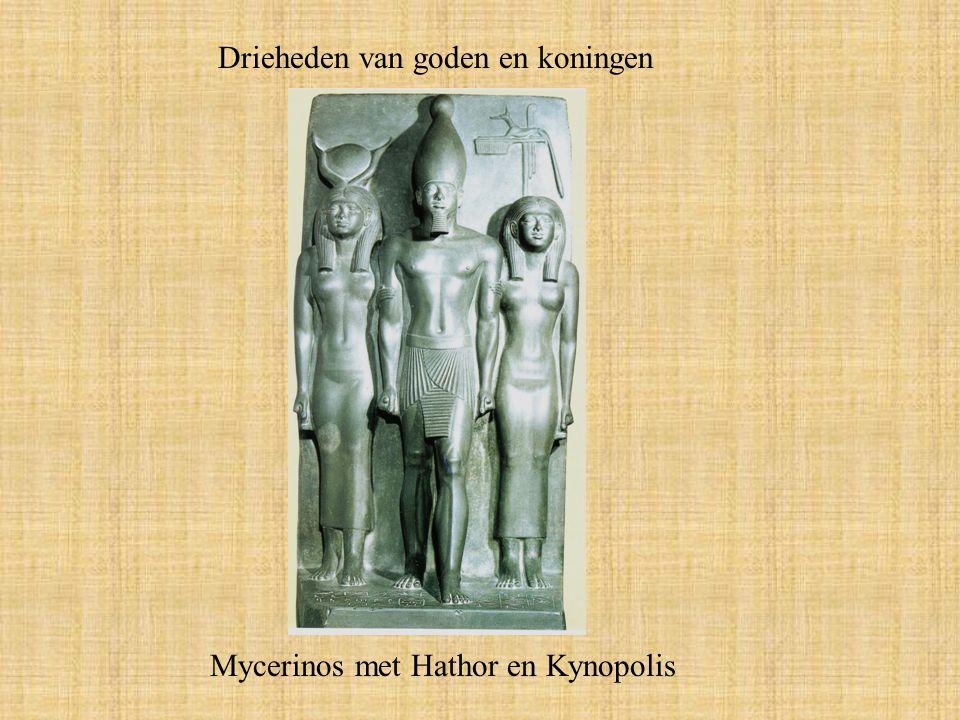 Drieheden van goden en koningen