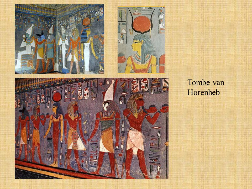 Tombe van Horenheb