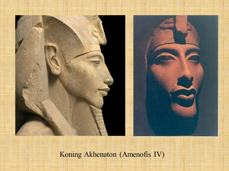 Koning Akhenaton (Amenofis IV)