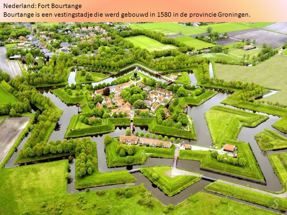 Nederland: Fort Bourtange