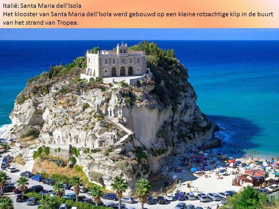 Italië: Santa Maria dell Isola
