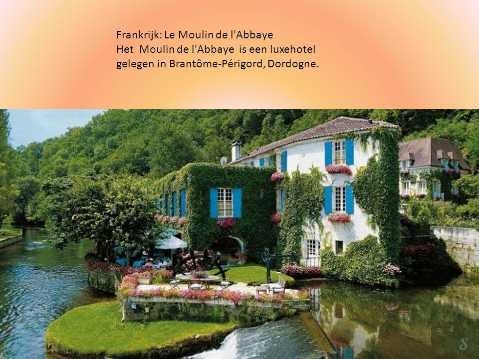 Frankrijk: Le Moulin de l Abbaye