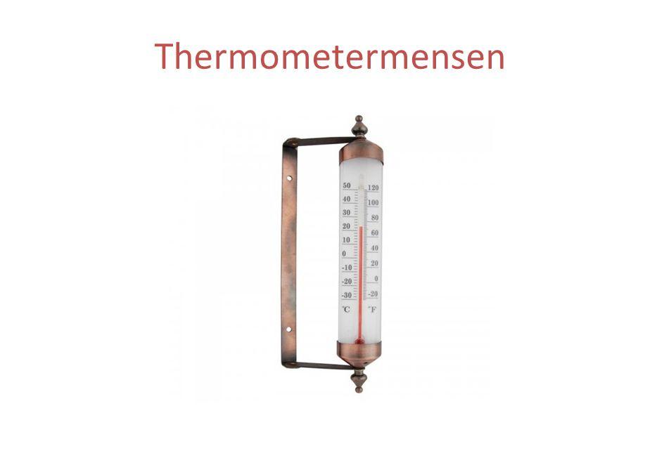 Thermometermensen