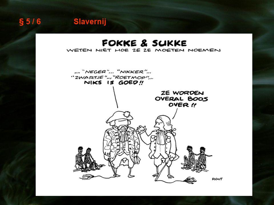 § 5 / 6 Slavernij