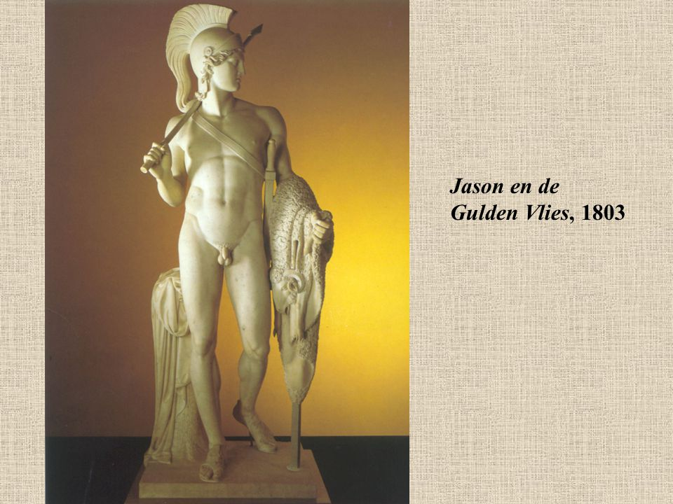 Jason en de Gulden Vlies, 1803