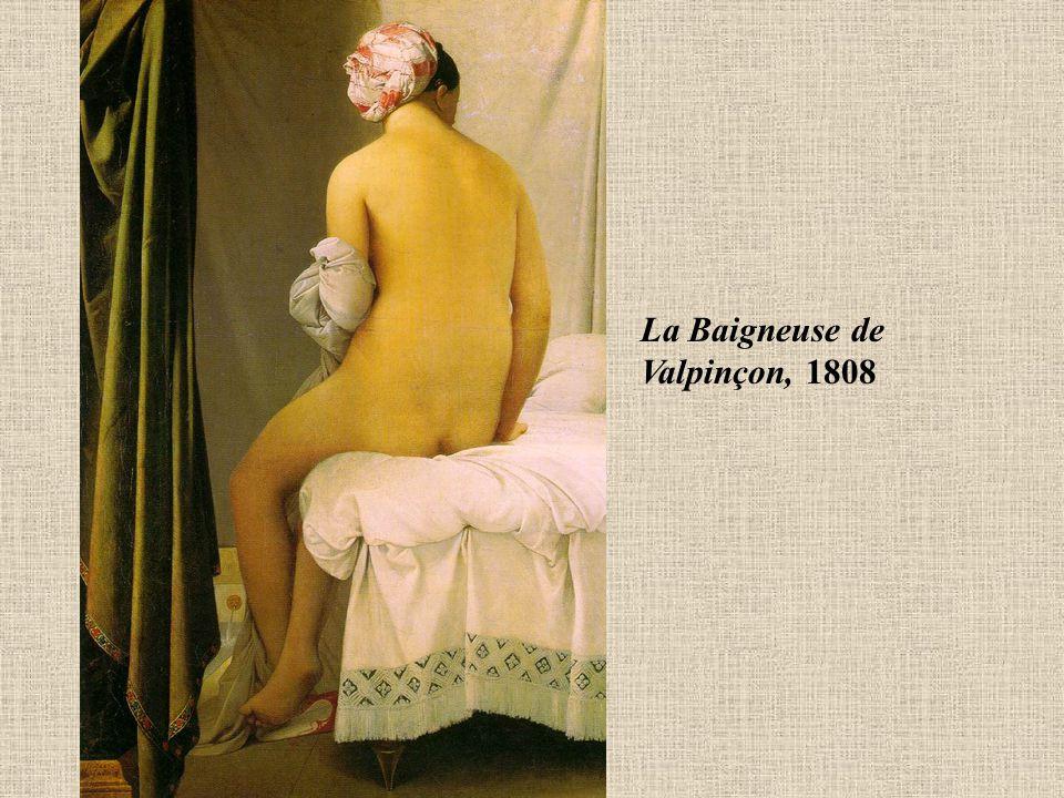 La Baigneuse de Valpinçon, 1808