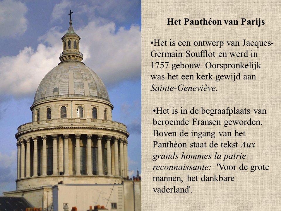 Het Panthéon van Parijs