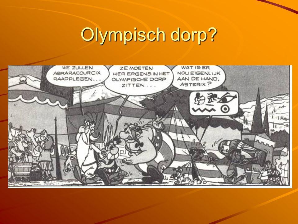 Olympisch dorp