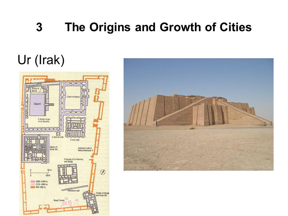 3 The Origins and Growth of Cities