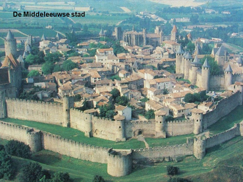 De Middeleeuwse stad