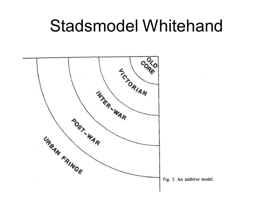 Stadsmodel Whitehand