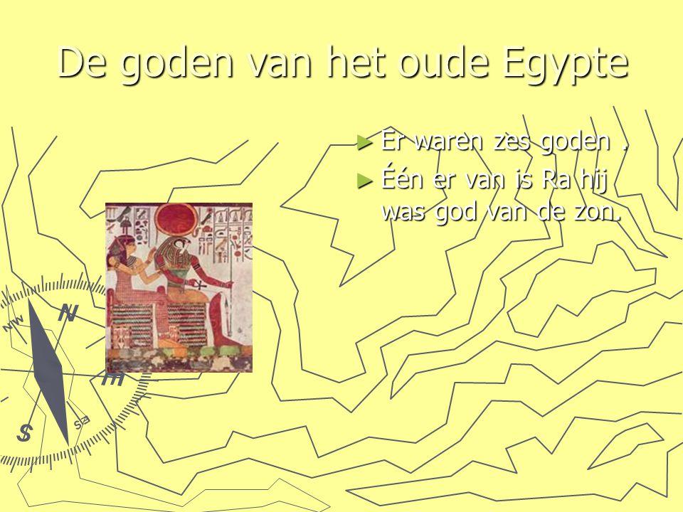 De goden van het oude Egypte