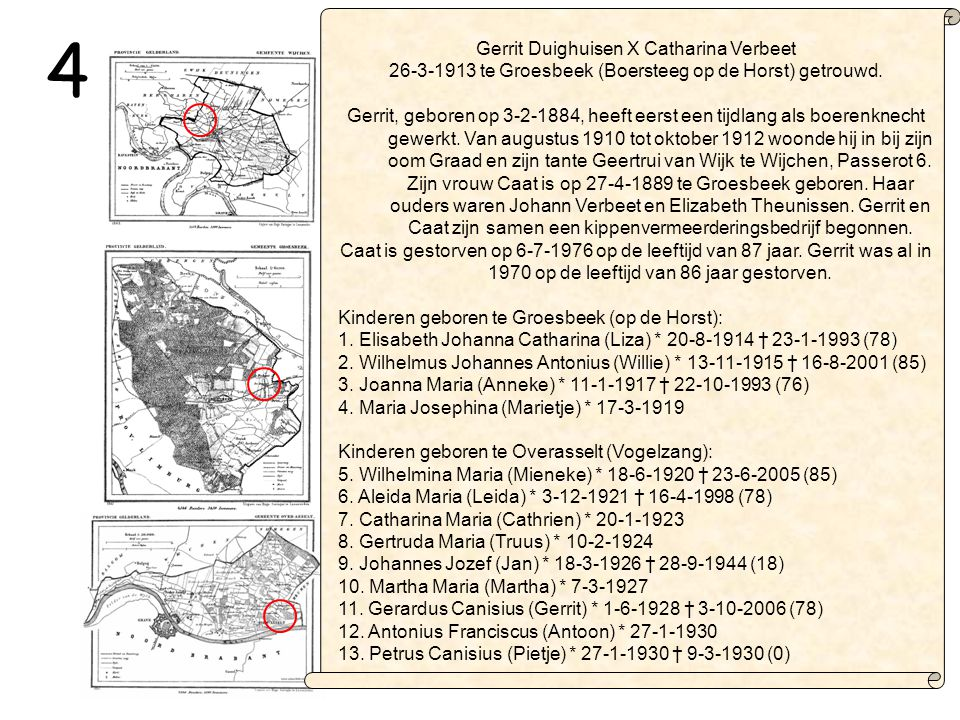 4 Gerrit Duighuisen X Catharina Verbeet