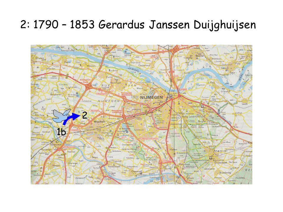 2: 1790 – 1853 Gerardus Janssen Duijghuijsen