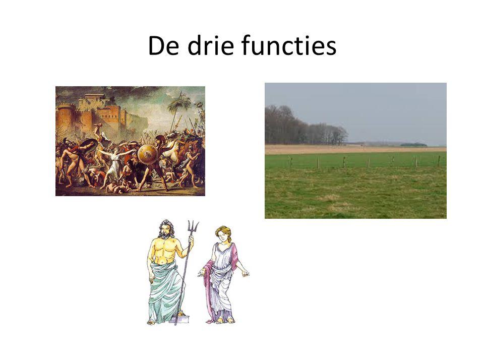 De drie functies