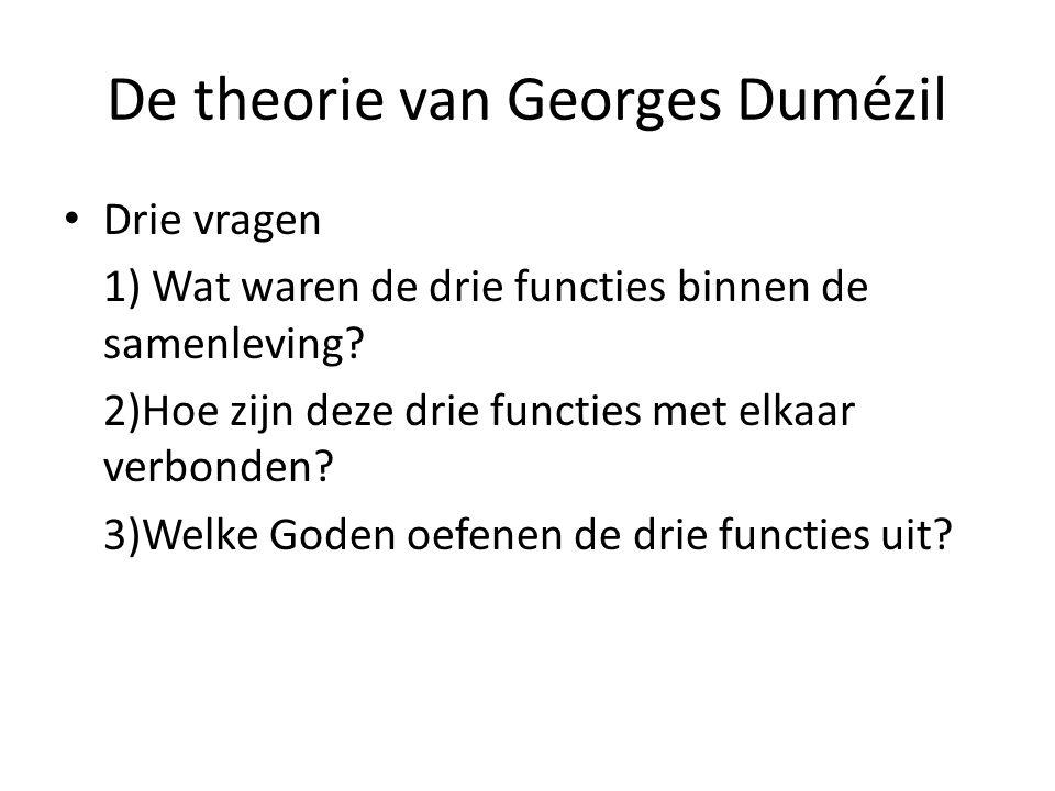 De theorie van Georges Dumézil
