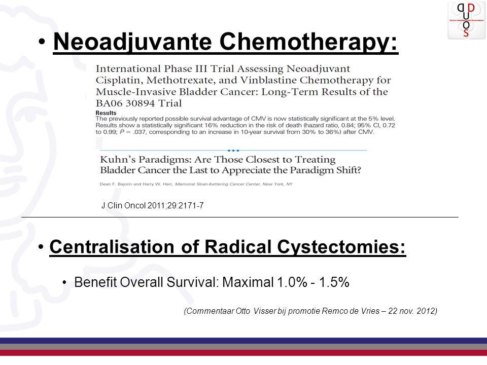 Neoadjuvante Chemotherapy: